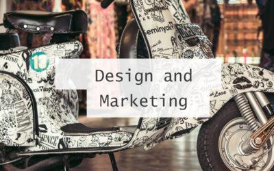 Design and Marketing